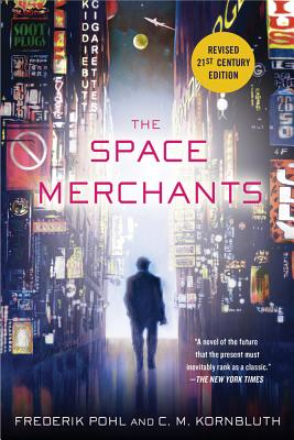 The Space Merchants Cover Image