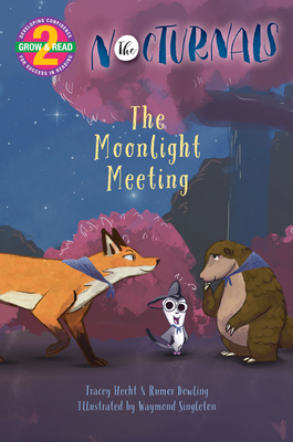 The Moonlight Meeting: The Nocturnals Cover Image
