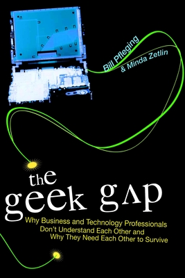 The Geek Gap Cover