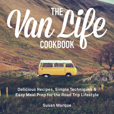 Cover for The Van Life Cookbook