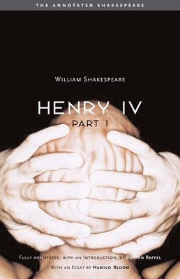 Henry the Fourth, Part One (The Annotated Shakespeare) Cover Image