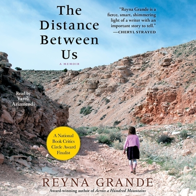 The Distance Between Us: A Memoir Cover Image