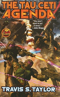 The Tau Ceti Agenda Cover Image