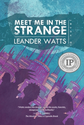 Cover for Meet Me in the Strange