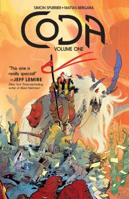 Coda Vol. 1 Cover Image