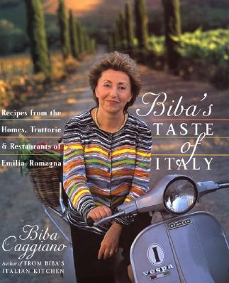 Biba's Taste of Italy Cover