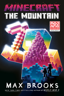 Minecraft: The Mountain: An Official Minecraft Novel Cover Image