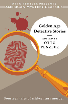 Golden Age Detective Stories Cover Image