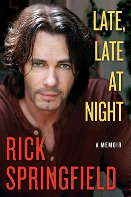 Late, Late at Night Cover