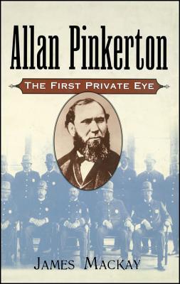 Allan Pinkerton Cover