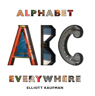 Alphabet Everywhere Cover