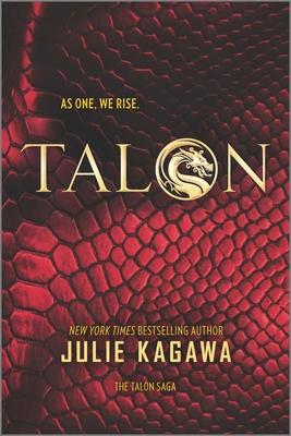 Talon (Harlequin Teen) Cover Image
