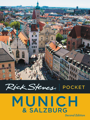 Rick Steves Pocket Munich & Salzburg (Travel Guide) Cover Image