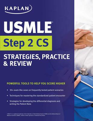 USMLE Step 2 CS Strategies, Practice & Review Cover Image