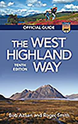 The West Highland Way: Official Guide Cover Image