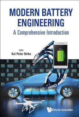 Modern Battery Engineering: A Comprehensive Introduction Cover Image