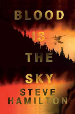 Cover for Blood Is the Sky