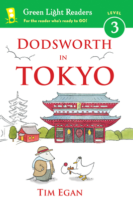 Dodsworth in Tokyo (A Dodsworth Book) Cover Image