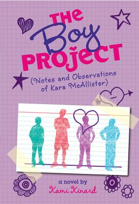 The Boy Project Cover