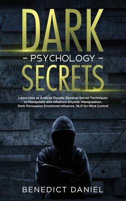 Dark Psychology Secrets Cover Image
