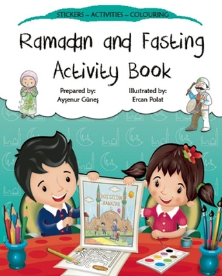 Ramadan and Fasting Activity Book (Discover Islam Sticker Activity Books) Cover Image