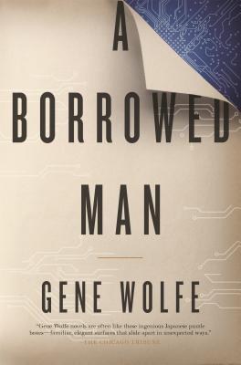 A Borrowed Man: A Novel Cover Image
