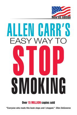 Allen Carr's Easy Way To Stop Smoking Cover Image