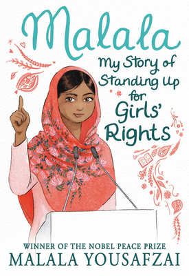 Malala: My Story of Standing Up for Girls' Rights Cover Image