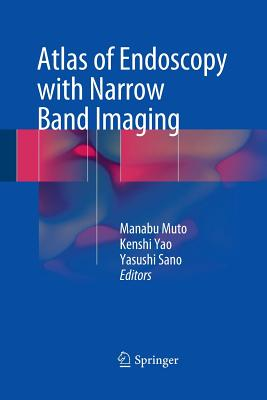 Atlas of Endoscopy with Narrow Band Imaging Cover Image