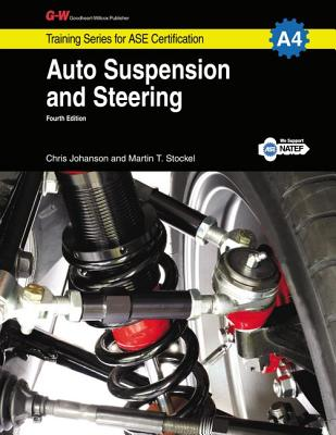 Auto Suspension & Steering, A4 Cover Image