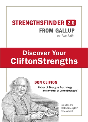 StrengthsFinder 2.0 Cover Image