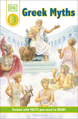 DK Readers L3: Greek Myths (DK Readers Level 3) Cover Image