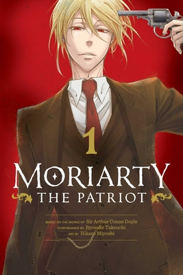 Moriarty the Patriot, Vol. 1 Cover Image