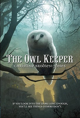 The Owl Keeper Cover