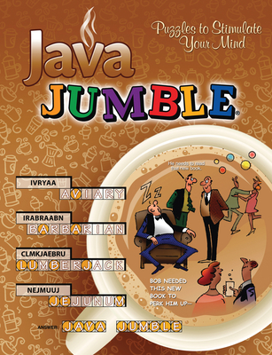 Java Jumble(r) Cover