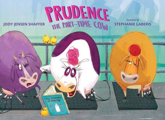 Prudence the Part-Time Cow Cover Image