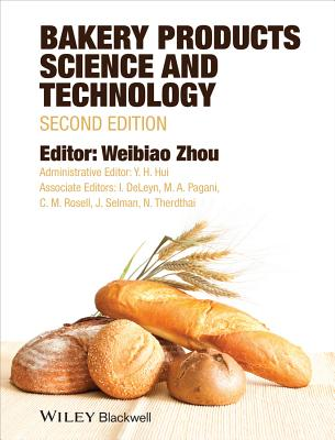 Bakery Products Science and Technology Cover Image