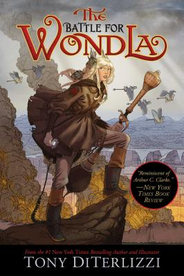 The Battle for WondLa (The Search for WondLa #3) Cover Image