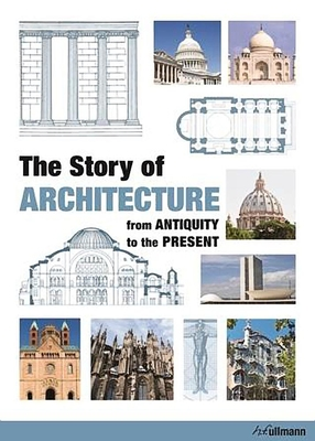 The Story of Architecture Cover