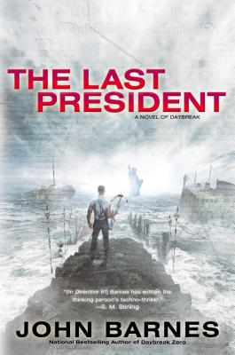The Last President Cover