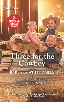 Three for the Cowboy Cover Image
