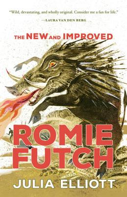New and Improved Romie Futch cover image