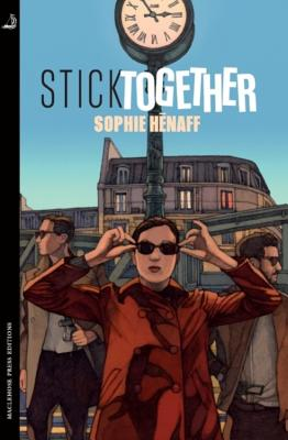 Stick Together (The Awkward Squad #2) Cover Image