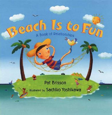 Beach Is to Fun Cover