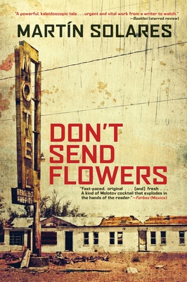 Cover for Don't Send Flowers