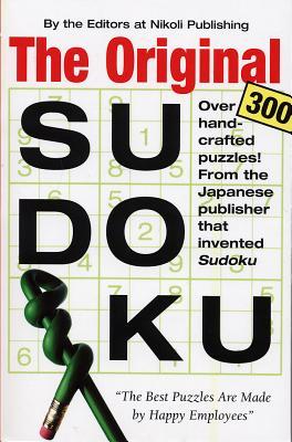 Original Sudoku Cover Image