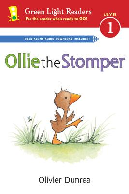 Ollie the Stomper (Reader) (Gossie & Friends) Cover Image