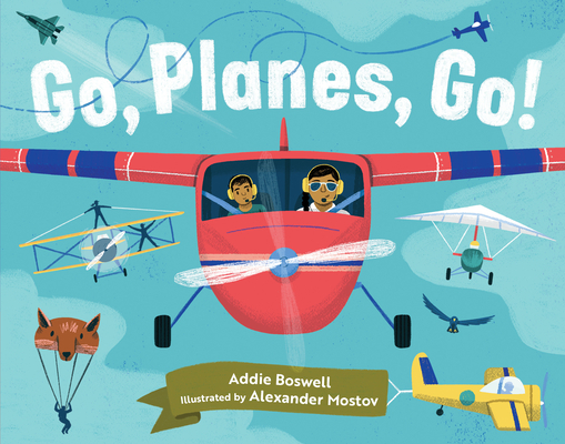 Cover for Go, Planes, Go! (In Motion)