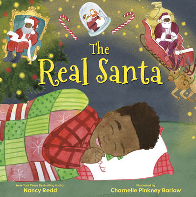 Cover for The Real Santa