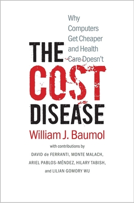 Cover for The Cost Disease